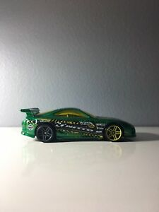2016 Hot Wheels Toyota Supra