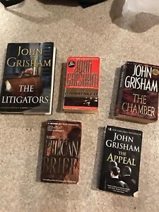 Josh Grisham novels