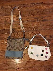 Coach purse lot