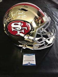 e8e37bb4a NFL helmets signed with COA