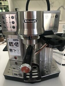 Delonghi stainless steel Pump Espresso EC 860.M USED