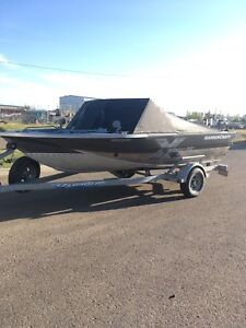 2012 harbour craft extreme shallow