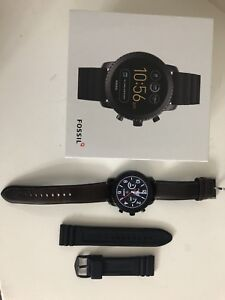 Fossil Q Gen 3 (Smartwatch) For Iphone and Android