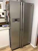 LG Side by side fridge freezer 581Ltrs Landsborough Caloundra Area Preview