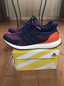 Ultra boost 3.0 Mystery Ink size 9.5