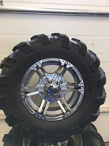 "28"" outlaw radials/ 14"" SS Rims (willing to seperate)"