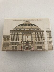 State Library of Victoria 12 luxury note cards and envelopes Point Cook Wyndham Area Preview