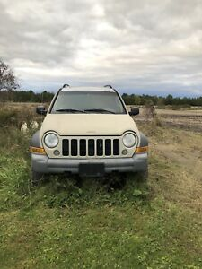 2 Jeep liberties for sale