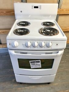 GE 24 inch apartment stove -BRAND NEW -NEVER USED