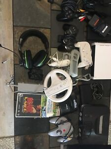 Video game lot. Ps 2. N64. Nintendo Wii