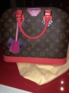 Limited edition authentic Louis Vuitton bag