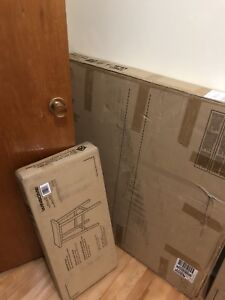 Kitchen Table + 2 chairs. In box. New