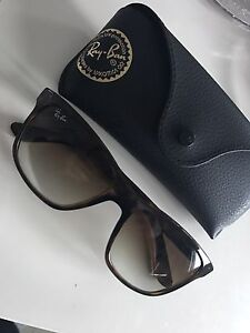 Authentic Rayband Justine mint condition sunglasses