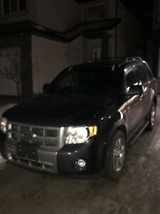 FORD ESCAPE (LIMITED)