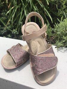 7a0d2f88b604e Girls Clarks Sandals - pink - size 30