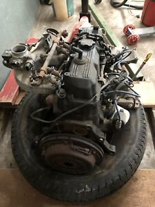 Jeep 2.5 liter motor out of a TJ