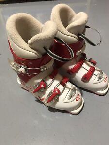 Kid's Ski Boots.