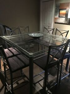 Dinning Room Table Set - SQUARE 54' x 54'