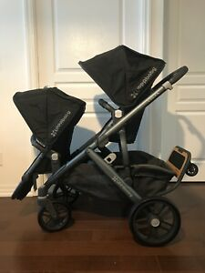 2015/2016 UPPAbaby vista stroller package with extras