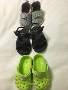 Size 4 summer shoes for your baby/toddler