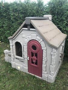 Maison Enfant - Module de jeu extérieur pour enfant step2