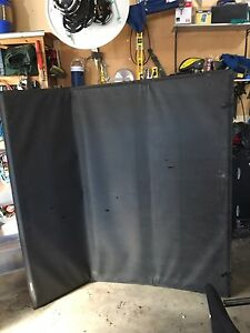 Dodge 1500 trifold tonne cover