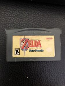 Legend of Zelda - A link to the psst & Four Swords (GBA)
