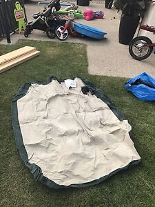Blow up mattress - used once