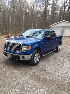 2011 f150 XTR package