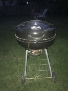 Charcoal BBQ barbecue