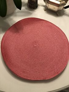 Set of 8 Place mat only $10