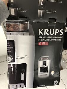 Krups autotomatic espresso and coffee maker