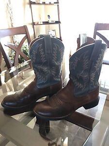 Bottes de cowboy Ariat homme 10EE