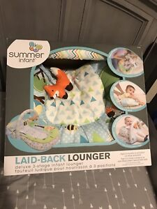 Summer Infant Baby Lounger