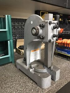 1 ton Arbour press