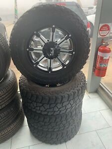 FORD RANGER WHEELS AND TYRES Echuca Campaspe Area Preview