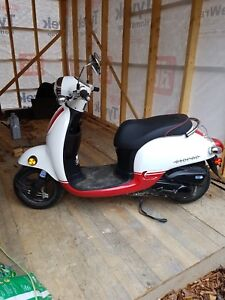 REDUCED!! - 2013 Honda Giorno 49cc Scooter