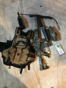 Kit de paintball tippmann A5