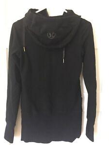 Size 2 Lululemon Black Sweater