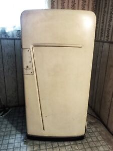 Antique Refrigerator International Harvester 1953