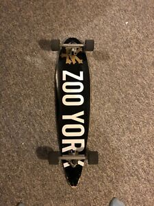 Zoo York Pintail Longboard