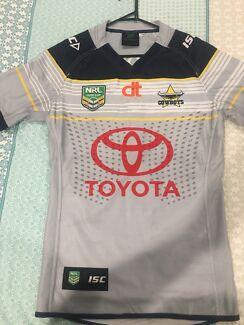 North Queensland Cowboys Under 20 Players Jersey. Nrl