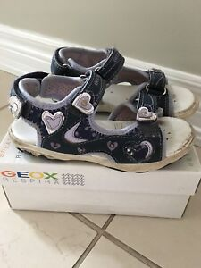 Size11 Girl Geox Sandals