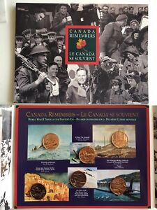 1994 Royal Canada Mint  50th Anniversary D-Day
