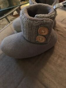 Baby size 1 boots