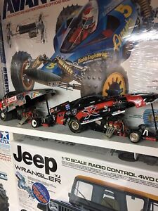 Die cast collectable Drag cars