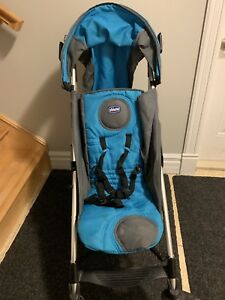 Chicco Stroller - lightly used