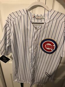 Chicago Cubs Bryant jersey