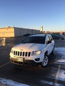 2011 Jeep Compass North Edition. Safetied