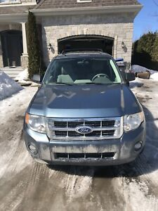 Ford Escape 2010 xlt